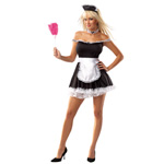 Frisky French maid reviews
