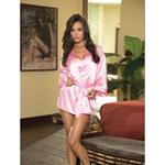Pink robe and babydoll reviews