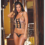 Leopard print cami set reviews