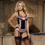 Evangeline bustier and thong reviews