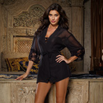 Undercover seduction chemise and robe reviews