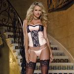 Anastasia corset and thong reviews