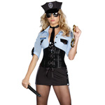 Officer B. Naughty reviews