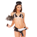 Diva Dreams flirty french maid with dong reviews