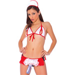 Diva Dreams naughty nurse with dong reviews