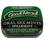 Good head oral sex mints reviews