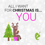 All I Want For Christmas Is... You