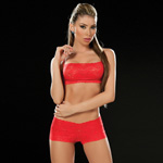 Red lace panty and bra set reviews