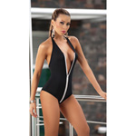 Black halter romper bodysuit reviews
