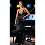 Long black gown reviews