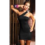 Black dress with zipper detail reviews