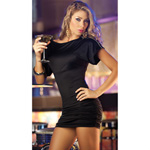Black billow top dress reviews