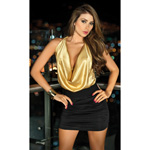 Gold and black dress reviews