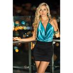 Blue and black dress reviews