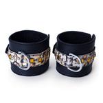Leopard bling cuffs reviews