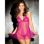 Halter flutter baby doll reviews