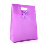 Pansy gift tote medium