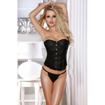 corset and panty set