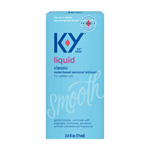 K-Y liquid lubricant reviews