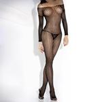 Crochet net long sleeve bodystocking reviews