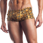 Leo shorts with strap detail reviews