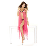 Butterfly gown & g-string reviews