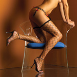 Diamond stay up thigh high stockings reviews