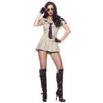Sexy sheriff costume reviews
