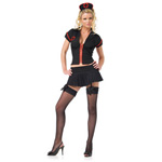 Gothic nurse costume reviews