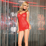 Mini chemise with g-string reviews