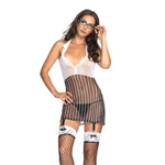 Naughty pinstripe secretary dress reviews