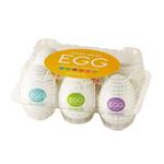 Egg masturbator 6 pack
