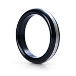 Stripe stainless steel cock ring reviews