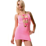Reversible mini dress with bows reviews