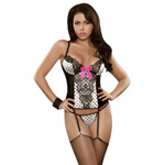 Corset and g-string reviews