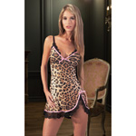 Chemise with matching thong reviews