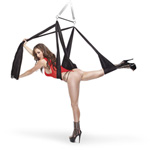 Fetish Fantasy yoga swing