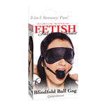 Blindfold ball gag reviews