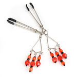 Tweezer with red beads reviews