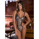 Sparkle mesh teddy with sequins reviews