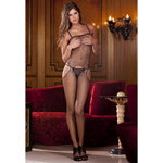 Industrial net suspender bodystocking reviews