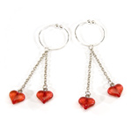 Asian hearts nipple rings reviews
