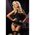 Black license to thrill bustier reviews