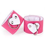 Pink heart wrist restraints reviews