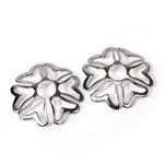 Silver Heart Nipple Shields