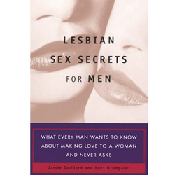 Lesbian Sex Secrets For Men - Book