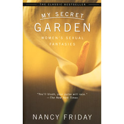 My Secret Garden - erotic book
