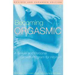 Becoming Orgasmic - book