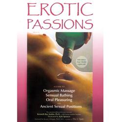 Erotic Passions - Book