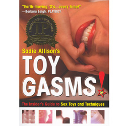 Toy Gasms - guides to a better sex